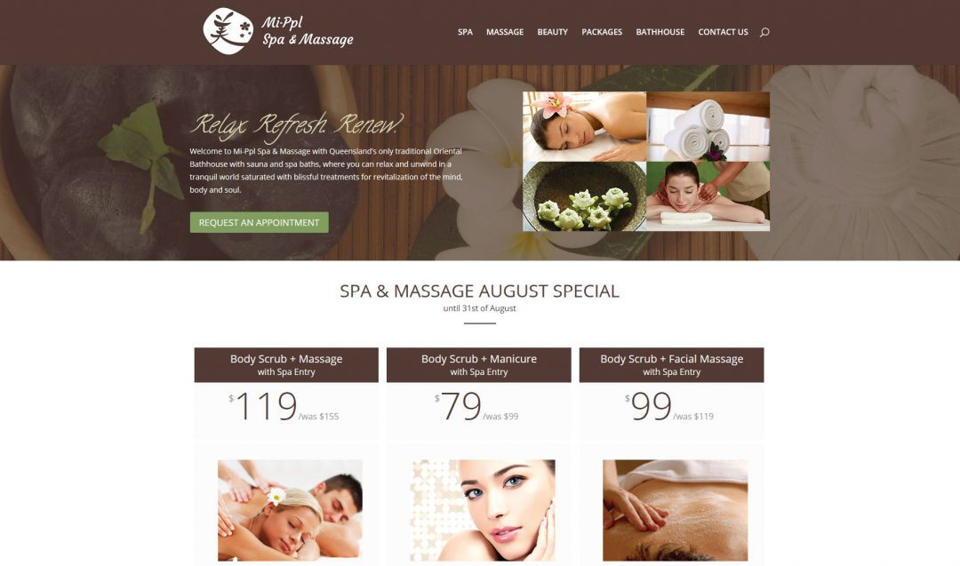 Mi-Ppl Spa & Massage