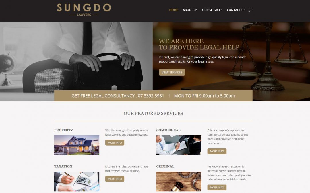 Sungdo Lawyers