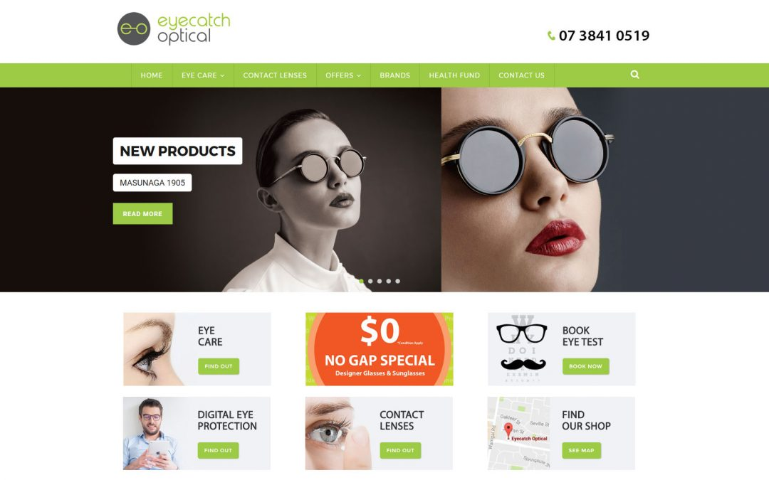 Eyecatch Optical